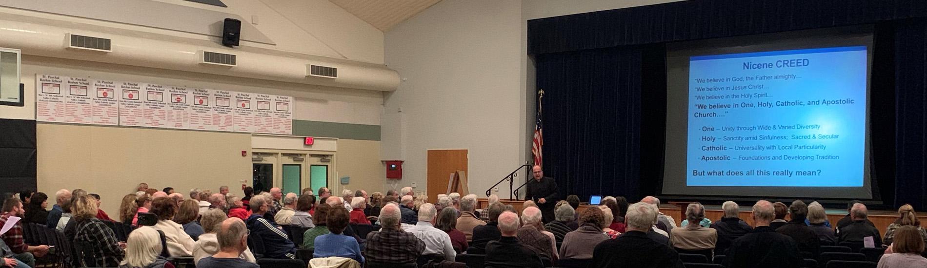 Father Felix 2019 presentation